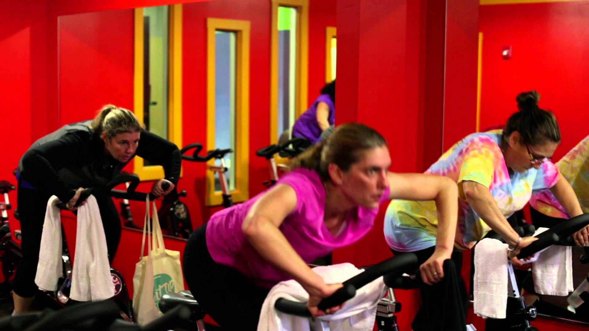 HIIT Spin